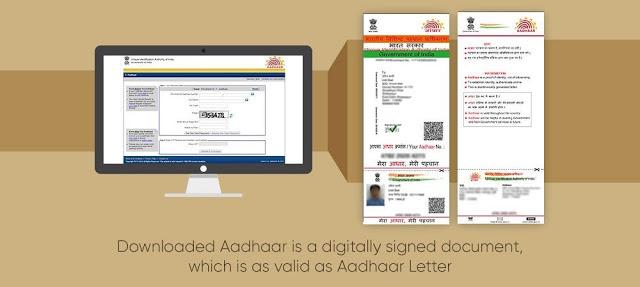 Aadhaar Card Download Online | Check Aadhaar Card status Online | Aadhaar Card Update online | Download E-Aadhaar