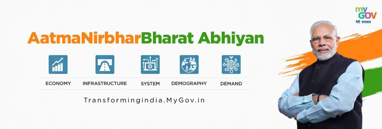 Atma-Nirbhar-Bharat