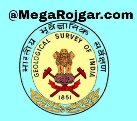 Geological Survey Of India Recruitment