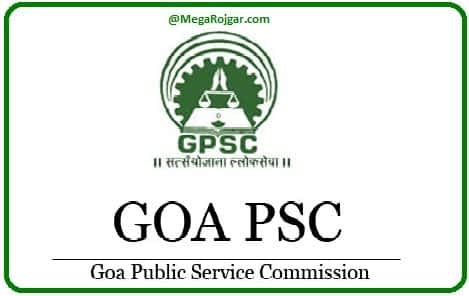 GOA-PSC Recruitment