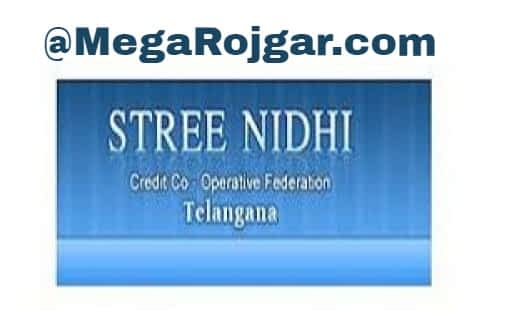 Streenidhi Telangana Recruitment
