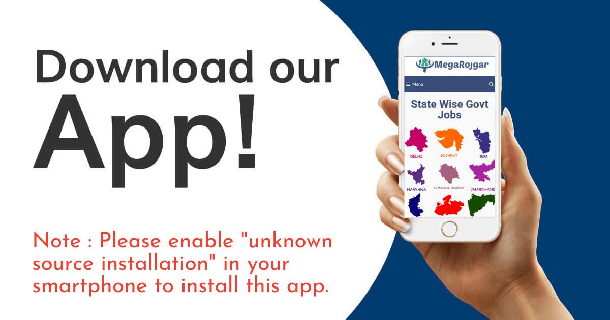 MegaRojgar App